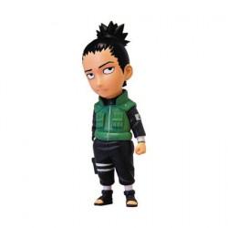 Figurine Naruto Shippuden Mininja Shikamaru Series 2 Toynami Boutique Geneve Suisse