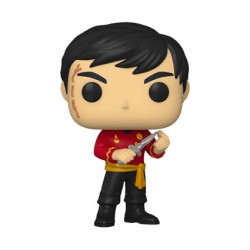 Figur Pop Star Trek The Original Series Sulu Funko Geneva Store Switzerland