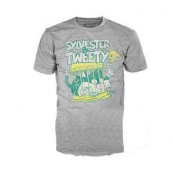 Figuren T-shirt Sylvester und Tweety Funko Genf Shop Schweiz
