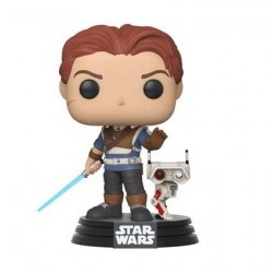 Figur Pop Star Wars Jedi Fallen Order Cal Kestis and BD-1 (Vaulted) Funko Geneva Store Switzerland