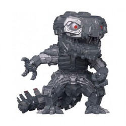 Figur Pop Metallic Godzilla Vs Kong Mechagodzilla Limited Edition Funko Geneva Store Switzerland