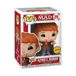 Figurine Pop MAD Alfred E. Neuman Chase Edition Limitée Funko Boutique Geneve Suisse