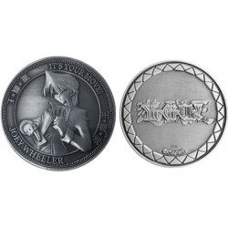 Figur Yu-Gi-Oh! Collectable Coin Joey Limited Edition FaNaTtiK Geneva Store Switzerland