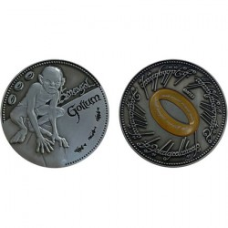 Figur Lord of the Rings Collectable Coin Gollum Limited Edition FaNaTtiK Geneva Store Switzerland
