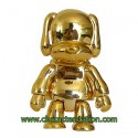 Toy2R Qee Dog Gold without packaging