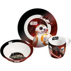Figuren Star Wars VII Frühstücks-Sets Episode VII GedaLabels Genf Shop Schweiz