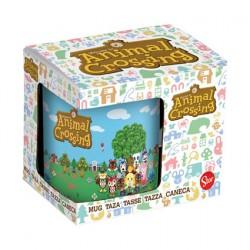 Figur Animal Crossing Mug Logo and Characters Storline Geneva Store Switzerland