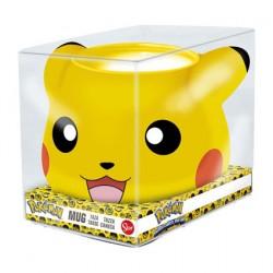Figurine Tasse Pokemon 3D Pikachu Storline Boutique Geneve Suisse