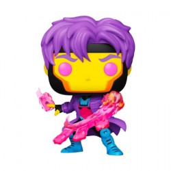 Pop Marvel Blacklight Magneto Limited Edition