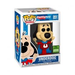 Figurine Pop ECCC 2021 Underdog Edition Limitée Funko Boutique Geneve Suisse