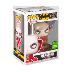 Figur Pop ECCC 2021 DC Comics Batman Deadman Limited Edition Funko Geneva Store Switzerland