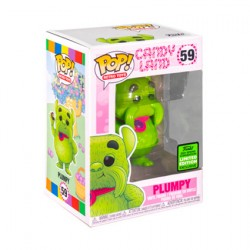 Pop ECCC 2021 Candy Land Plumpy Limited Edition