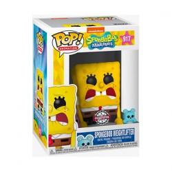Figuren Pop SpongeBob SquarePants SpongeBob Weightlifter Limitierte Auflage Funko Genf Shop Schweiz