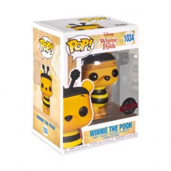 Figur Pop Winnie the Pooh as Bee Limited Edition Funko Geneva Store Switzerland