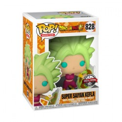 Figuren Pop Dragon Ball Super Saiyan Kefla Limitierte Auflage Funko Genf Shop Schweiz