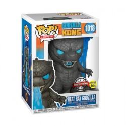 Figurine Pop Phosphorescent Godzilla vs Kong Godzilla Heat Ray Edition Limitée Funko Boutique Geneve Suisse