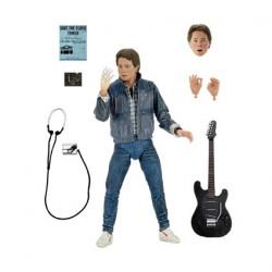 Figurine Retour vers le Futur Ultimate Marty McFly Audition Neca Boutique Geneve Suisse
