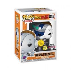 Figurine Pop Phosphorescent Dragon Ball Z Mecha Frieza avec Blaster Edition Limitée Funko Boutique Geneve Suisse