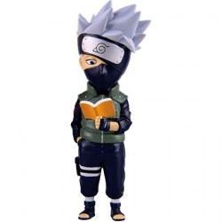 Figurine Naruto Shippuden figurine Mininja Kakashi 8 cm Toynami Boutique Geneve Suisse