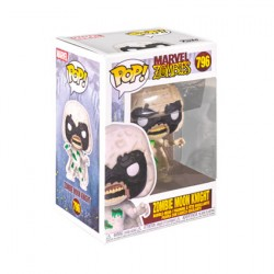 Figurine Pop Marvel Zombies Moon Knight Zombie Edition Limitée Funko Boutique Geneve Suisse