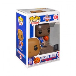 Figurine Pop NBA Basketball Michael Jordan 1993 All Star Game Jersey Edition Limitée Funko Boutique Geneve Suisse