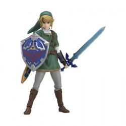 Figur The Legend of Zelda Twilight Princess Figma of Link Good Smile Company Geneva Store Switzerland