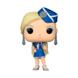 Figur Pop Britney Spears Stewardess Funko Geneva Store Switzerland