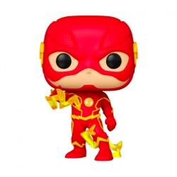 Figurine Pop The Flash avec Foudre Funko Boutique Geneve Suisse