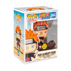 Figurine Pop Phosphorescent Naruto Shippuden Pain with Shinra Tensei Edition Limitée Funko Boutique Geneve Suisse