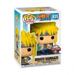 Figurine Pop Naruto Shippuden Minato Edition Limitée Funko Boutique Geneve Suisse