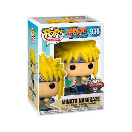 Figur Pop Naruto Shippuden Minato Limited Edition Funko Geneva Store Switzerland