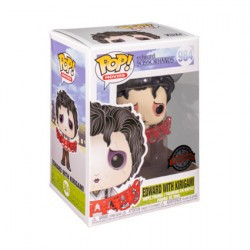 Figur Pop Edward Scissorhands with Kirigami Limited Edition Funko Geneva Store Switzerland