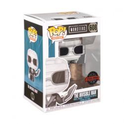 Figuren Pop Universal Monsters The Invisible Man Black & White Limitierte Auflage Funko Genf Shop Schweiz