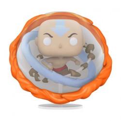 Figurine Pop 15 cm Avatar le Dernier Maître de l'Air Aang All Elements Funko Boutique Geneve Suisse
