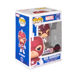 Figur Pop Marvel Captain America Red Guardian Year of the Shield Limited Edition Funko Geneva Store Switzerland