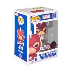 Figuren Pop Marvel Captain America Red Guardian Year of the Shield Limitierte Auflage Funko Genf Shop Schweiz