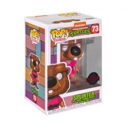 Figurine Pop Teenage Mutant Ninja Turtles Master Splinter Edition Limitée Funko Boutique Geneve Suisse
