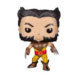 Figurine Pop Marvel X-Men Wolverine Unmasked Edition Limitée Funko Boutique Geneve Suisse