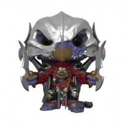 Figur Pop Metallic The Dark Crystal Age of Resistance Hunter Skeksis Limited Edition Funko Geneva Store Switzerland