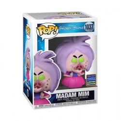 Figurine Pop WC2021 Disney Merlin l'Enchanteur Madam Mim Pig Edition Limitée Funko Boutique Geneve Suisse