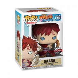 Figur Pop Metallic Naruto Gaara Limited Edition Funko Geneva Store Switzerland