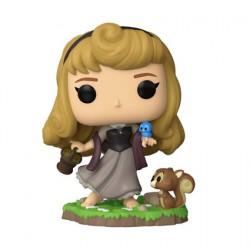 Figurine Pop Disney Ultimate Princess Aurora Funko Boutique Geneve Suisse
