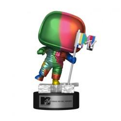 Figur Pop Icons MTV Moon Person Rainbow Funko Geneva Store Switzerland