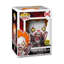 Figurine Pop Phosphorescent It Pennywise avec Spider Legs Edition Limitée Funko Boutique Geneve Suisse