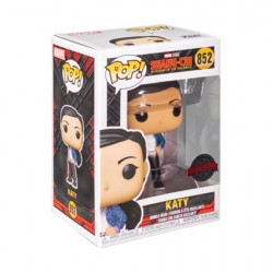 Figur Pop Marvel Shang-Chi and the Legend of the Ten Rings Katy with Fire Extinguisher Limited Edition Funko Geneva Store Swi...