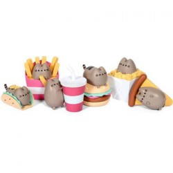Figurine Pusheen Fast Food Surprise Minis Thumbs Up Boutique Geneve Suisse