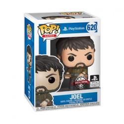 Figurine Pop The Last of Us Joel Edition Limitée Funko Boutique Geneve Suisse
