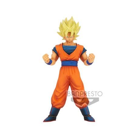Figur Dragon Ball Z Burning Fighters Son Goku Banpresto Geneva Store Switzerland