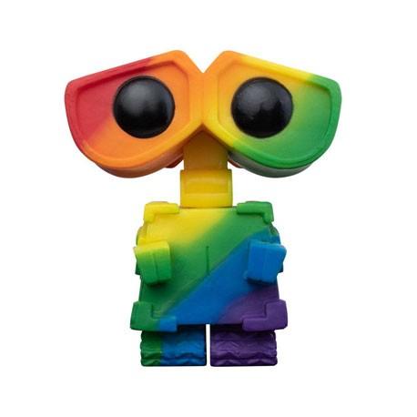 Figur Pop Disney Pixar Pride Wall-E RNBW Funko Geneva Store Switzerland