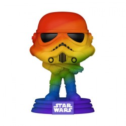 Figur Pop Pride Star Wars Stormtrooper RNBW Funko Geneva Store Switzerland